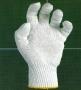 ถุงมือผ้าทอ